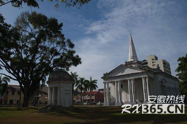 全球10大省钱旅游地 马来西亚乔治城第1名 西安第二