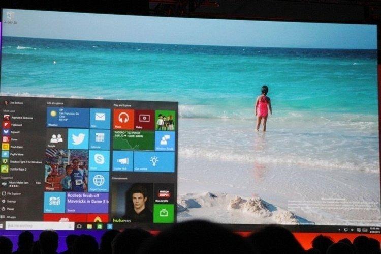 携手微软 美国防部400万台PC升级Win 10