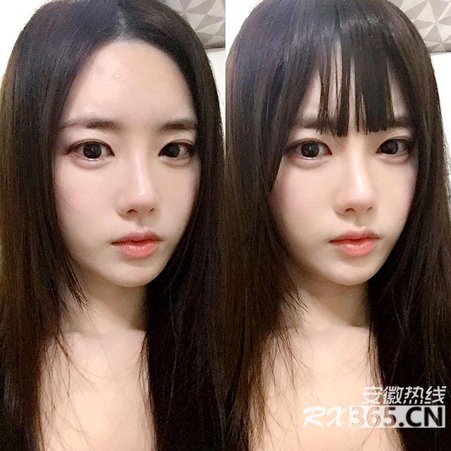 韩申颖女神最新生活照片