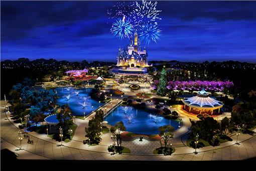 全球最高大迪士尼城堡上海迪斯尼6月开幕 10大必看点