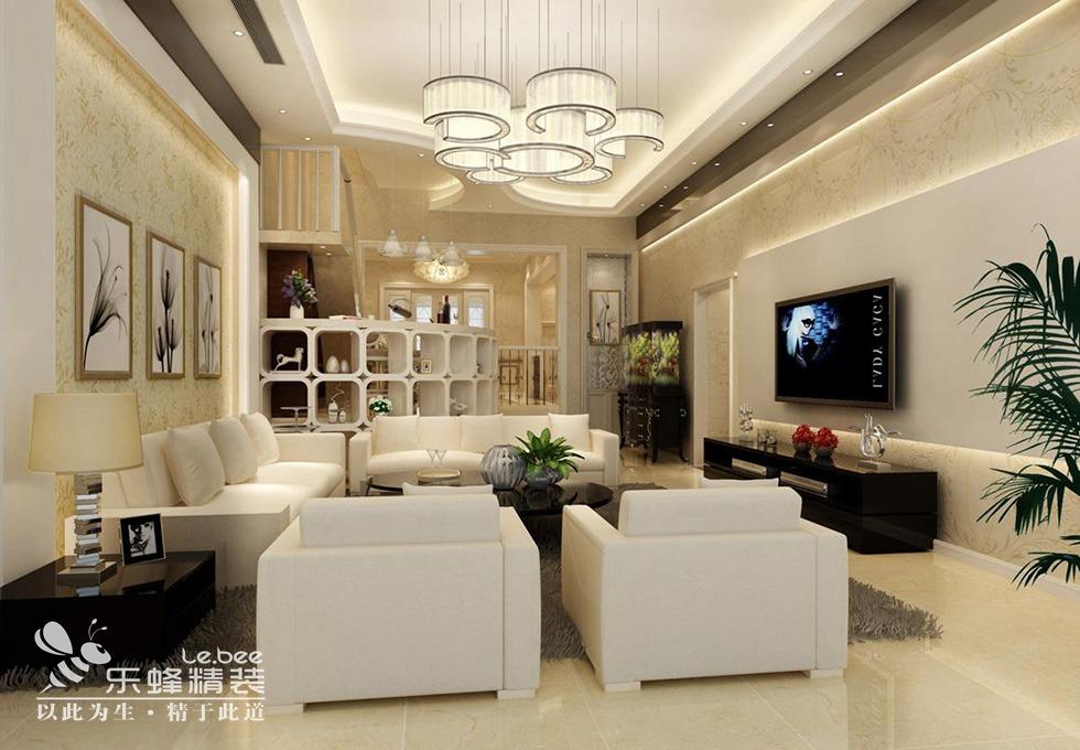 西荟城现代简约风格案例。