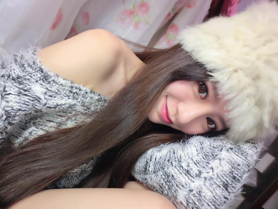 赖伊玄 台湾甜美爱运动女孩