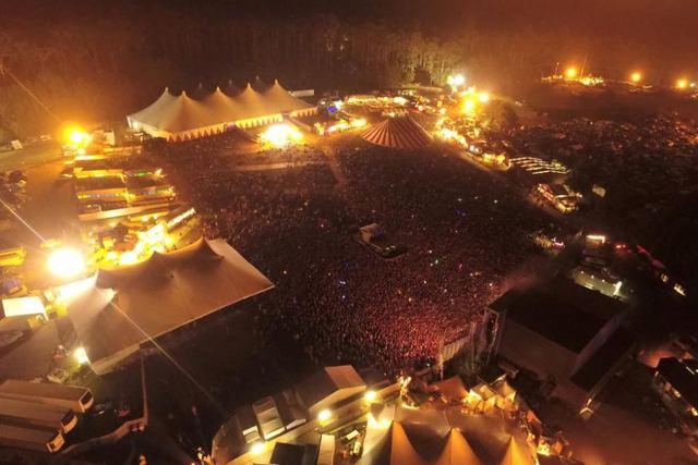 澳洲跨年音乐节 换场踩踏80人伤