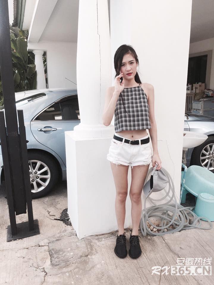 泰国的模特儿 Grace Kowwilaisang
