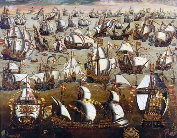 西班牙无敌舰队征英失败告终2.jpg