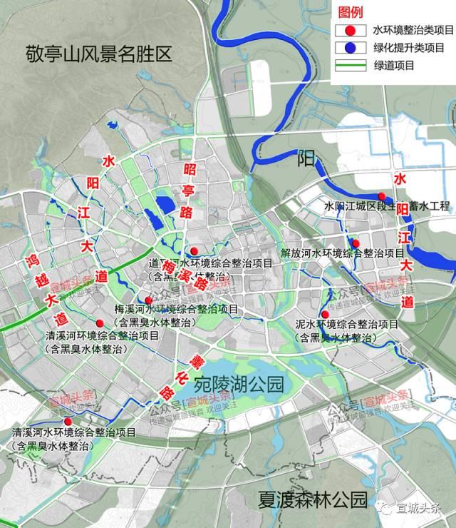 宣城旅游地图高清版