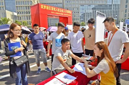 安庆筑梦新区:高层次人才入驻每月最高可获万元生活补贴