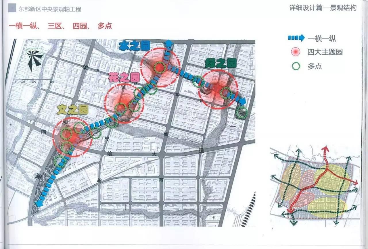 桐城东部新城规划一大型公园,看看位置在哪