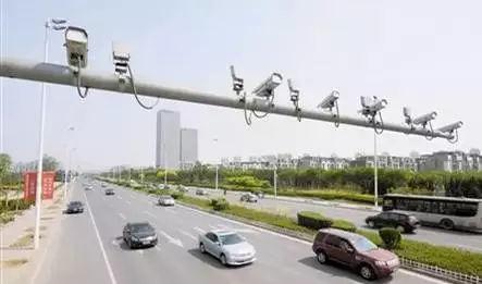 蚌埠五河县多处新增监控设备