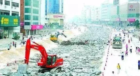 合肥长江西路部分路段17日起半封闭改造