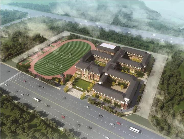 合肥师范附小将在滨湖再建一个校区