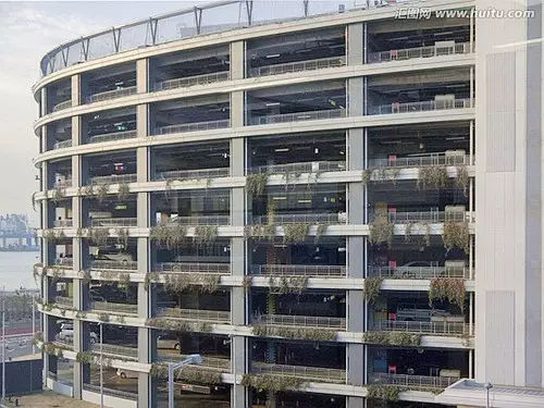 阜阳国贸附近将建一座停车楼,高10层!
