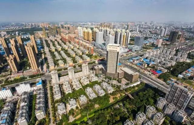 阜阳市最新空间规划开始公示!未来13年如何发展都在这里