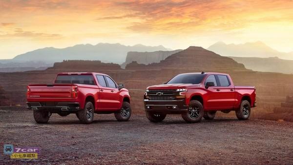2018北美车展发表,全新一代Chevrolet Silverado先公布