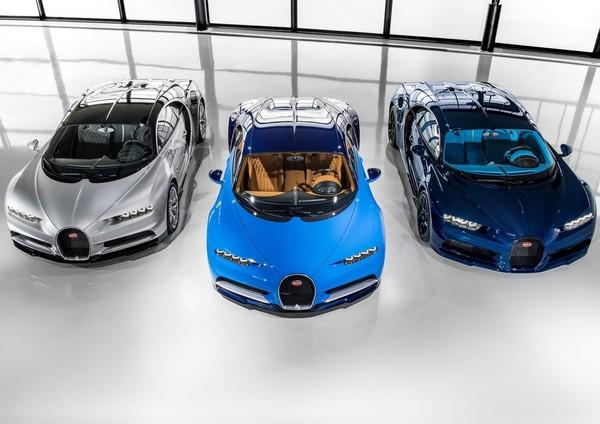 布加迪20壮士血汗赶工 山猪王Chiron年产目标终达标(图/翻摄自Bugatti)