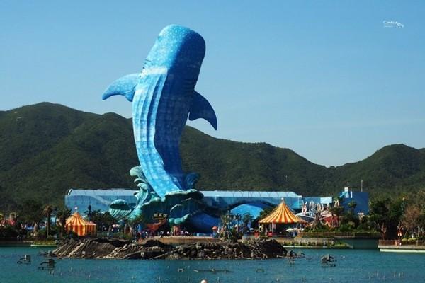 长隆海洋王国 园区攻略一次看!
