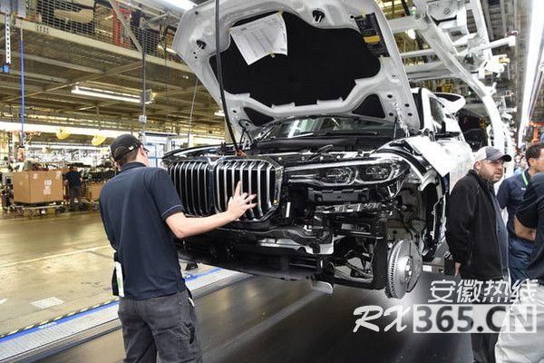 好酒沈瓮底 BMW旗舰大只佬X7暂订洛杉矶车展首发