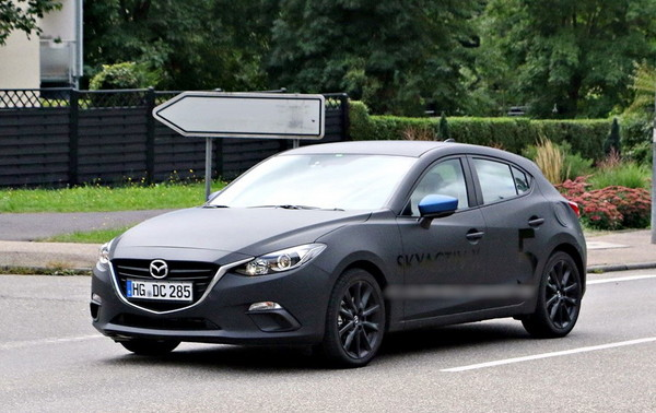 "Mazda 3大改款10月问世!新""压燃引擎""省油5成"