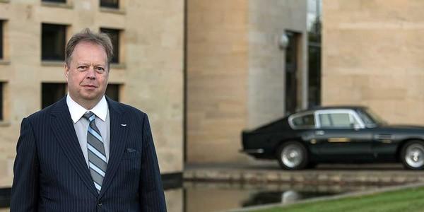 "Aston Martin首款SUV""Varekai""2019年现身 执行长:这是生存之道(图/翻摄自Aston Martin)"