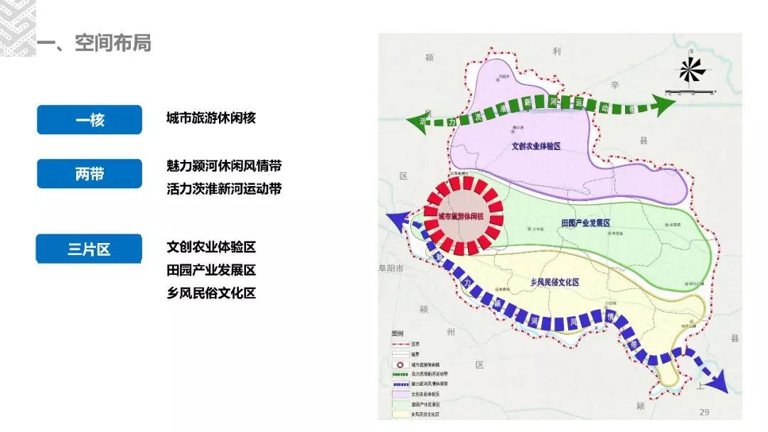 阜阳颍东区旅游发展总体规划出炉!这些地方厉害了!