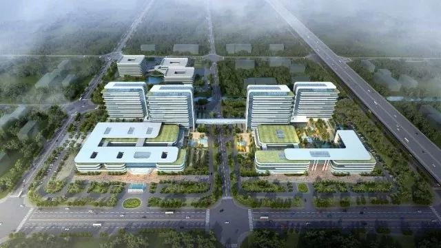 阜阳市肿瘤医院新区规划出炉 总投资15亿元