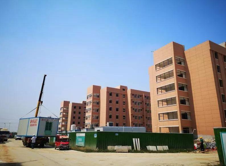 阜阳成效中学新校区9月1日将正式启用