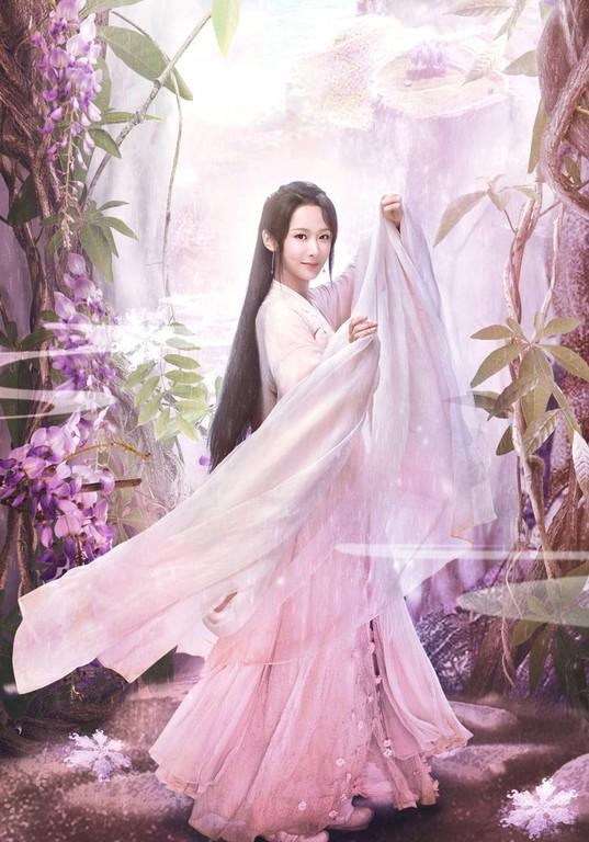 ▲邓伦与杨紫在《香蜜沉沉烬如霜》中上演虐恋。(图/中天提供)