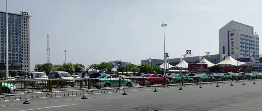 阜阳火车站广场要建地下停车场!能同时容纳480辆车!