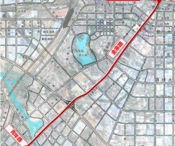 合肥宿松路将建高架桥!已列入2020~2022年大建设计划