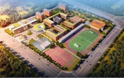 宣城滨湖学校初中部、彩金湖初中…未来几年这些学校值得关注